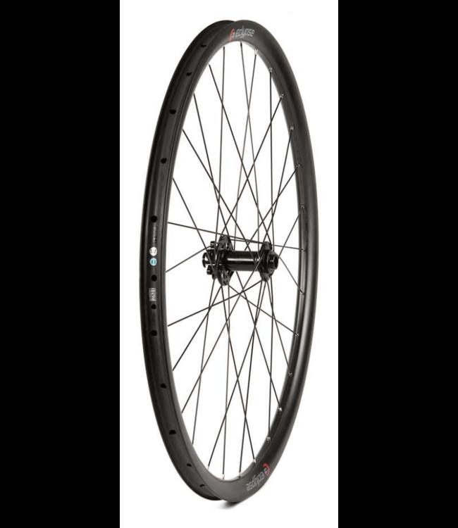 Eclypse Eclypse, S9 DB, Wheel, 29'', 15mm TA, OLD: 100mm, Brake: Disc IS 6-bolt, Front, Black