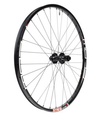 Stans No Tubes, Flow MK3, Wheel, Rear, 27.5'' / 584, Holes: 32, 12mm TA, 148mm, Disc IS 6-bolt, Shimano HG