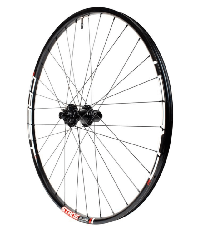 Stan's No Tubes, Crest Mk3, Wheel, 26'', Tubeless Ready, QR/12mm TA, OLD: 135/142mm, Brake: Disc IS 6-bolt, Rear, Shimano Road 10/ MTB 11