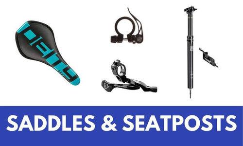 Saddles & Seatposts