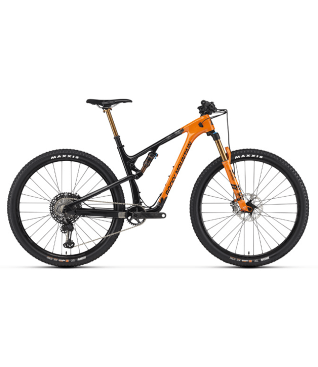 Rocky Mountain Bicycles Rocky Mountain, Element C90 2020, Black/Orange, M