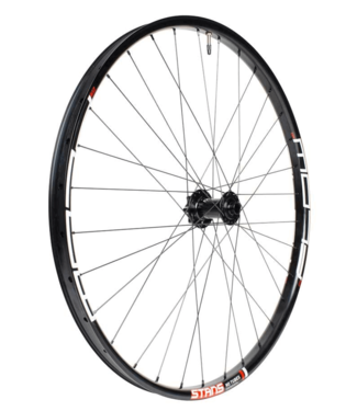 Stans No Tubes, Flow MK3, Wheel, Front, 27.5'' / 584, Holes: 32, 15mm TA, 110mm Boost, Disc IS 6-bolt
