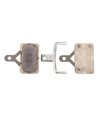 Shimano Shimano, E01S, BR-M575, Disc Brake Pads, Metal, Pair, E type