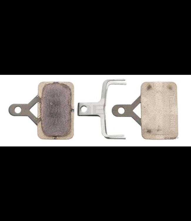 Shimano Shimano, E01S, BR-M575, Disc Brake Pads, Metal, Pair, E type