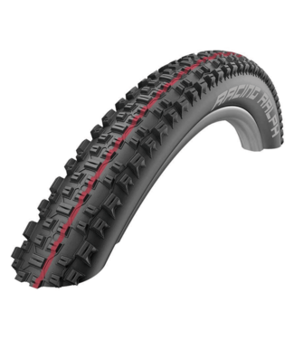 Schwalbe Schwalbe, Racing Ralph Addix, Tire, 29''x2.35, Folding, Tubeless Ready, Addix Speed, SnakeSkin, 67TPI, Black
