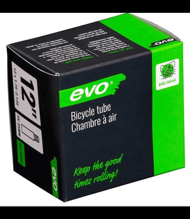 EVO EVO, SV, Tube, Schrader, Length: 35mm, 12-1/2'', 1.75-2.125