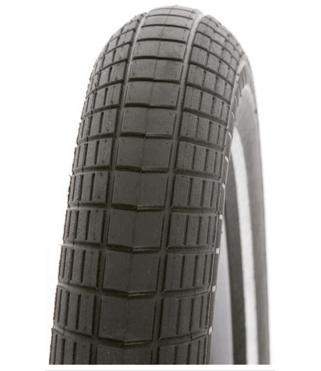Schwalbe Schwalbe, Big Apple, Tire, 12''x2.00, Wire, Clincher, SBC, KevlarGuard, Reflex, 50TPI, Black