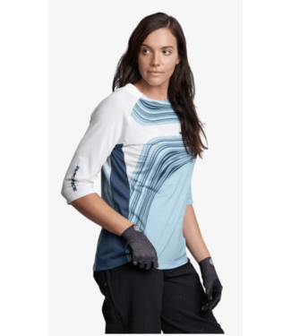 RaceFace RaceFace, W's Khyber 3/4 Sleeve Jersey