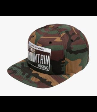 RaceFace RaceFace, IFMB Trucker Hat, Camo