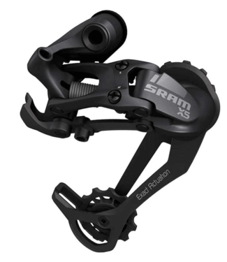 SRAM SRAM, X5, Rear Derailleur, 10sp, Long Cage, Black