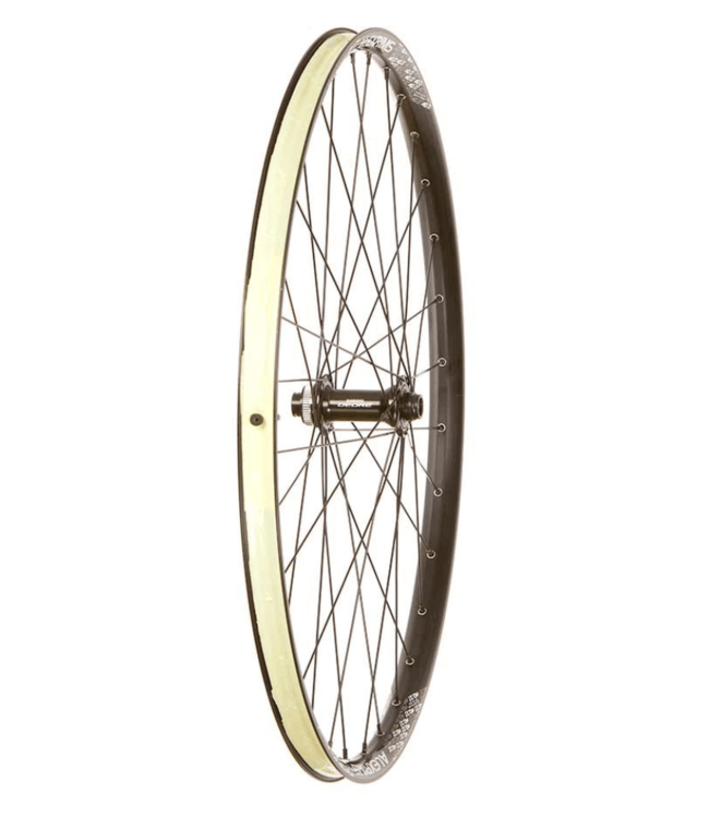 Wheel Shop, Alex MD27/ Shimano M6010 Boost 29'', Wheel, Front, 29'' / 622, Holes: 32, 15mm TA, 110mm Boost, Disc Center Lock