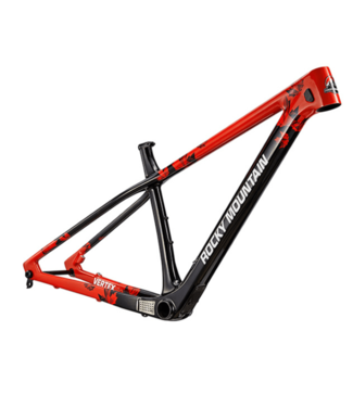 Rocky Mountain Bicycles Rocky Mountain, Vertex Carbon Frameset 2019, Red/Black, S