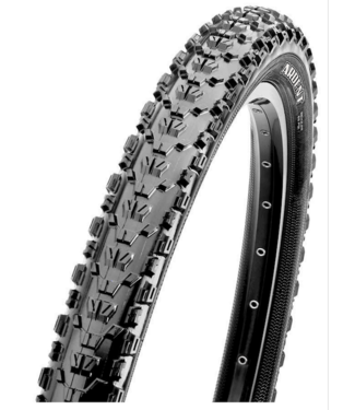 Maxxis Maxxis, Ardent, Tire, 27.5''x2.40, Folding, Tubeless Ready, Dual, EXO, 60TPI, Black