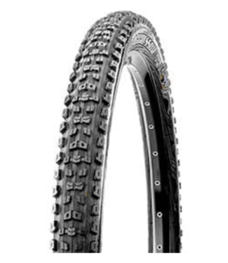 Maxxis Maxxis, Aggressor, Tire, 27.5''x2.30, Folding, Tubeless Ready, Dual, Double Down, 120x2TPI, Black