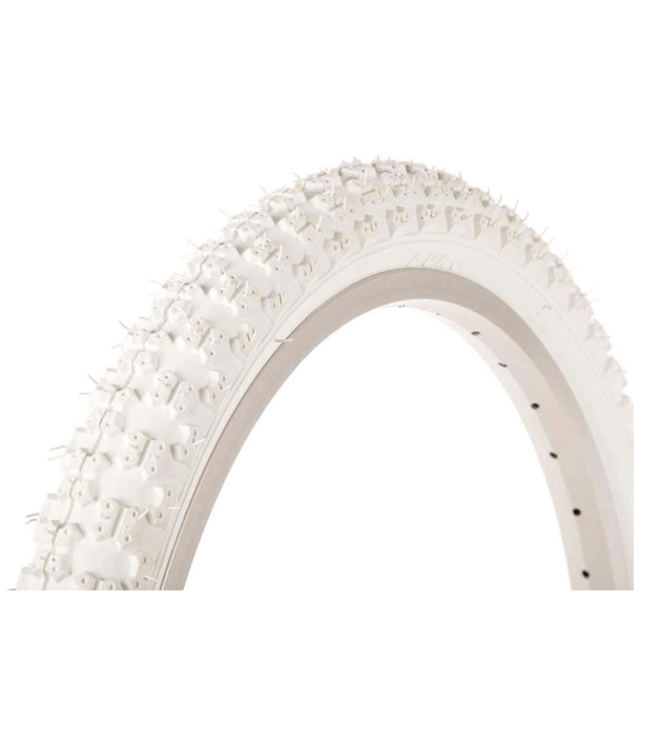 EVO EVO, Splash, Tire, 20''x1.75, Wire, Clincher, White