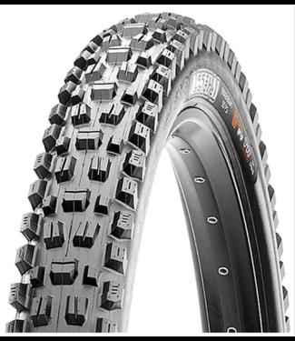 Maxxis Maxxis, Assegai, Tire, 27.5''x2.50, Folding, Tubeless Ready, 3C Maxx Terra, EXO, Wide Trail, 60TPI, Black
