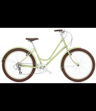 Benno Bikes Benno Bikes, Ballooner 8D Ladies, Sage Green, 44.3cm M Z*