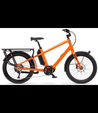 Benno Bikes Benno Bikes, Boost E CX 2020, Unisex, Neon Orange, Regular
