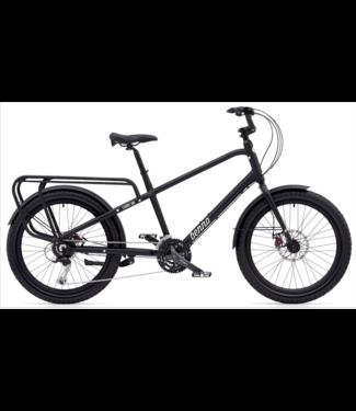Benno Bikes Benno Bikes, Carry On 27D Unisex, Matte Black, 48.5cm M Z*