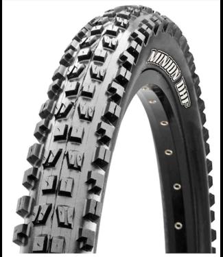 Maxxis Maxxis, Minion DHF, Tire, 27.5''x2.60, Folding, Tubeless Ready, 3C Maxx Terra, EXO+, Wide Trail, 120TPI, Black