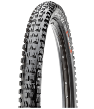 Maxxis Maxxis, Minion DHF, Tire, 29''x2.50, Folding, Tubeless Ready, 3C Maxx Grip, Double Down, Wide Trail, 120x2TPI, Black