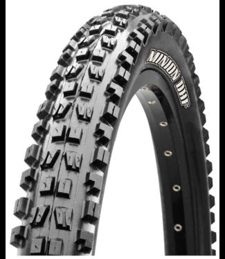 Maxxis Maxxis, Minion DHF, Tire, 29''x2.50, Folding, Tubeless Ready, 3C Maxx Grip, 2-ply, Wide Trail, 60TPI, Black
