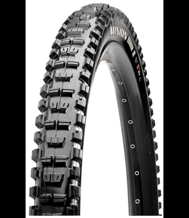 Maxxis Maxxis, Minion DHR2, Tire, 29''x2.30, Folding, Tubeless Ready, 3C Maxx Terra, EXO, 60TPI, Black