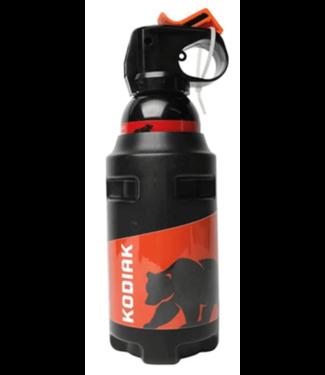 Kodiak Kodiak, Cyclist Singletrack Bear Spray Holster Black/Red