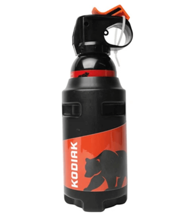 Kodiak Kodiak, Cyclist Singletrack Bear Spray Holster