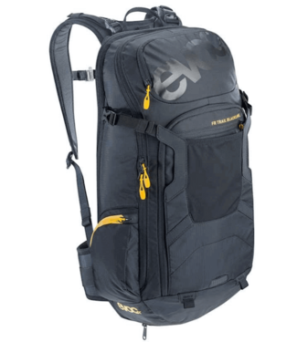 EVOC EVOC, FR Trail Blackline Protector, 20L, Backpack, Black, ML
