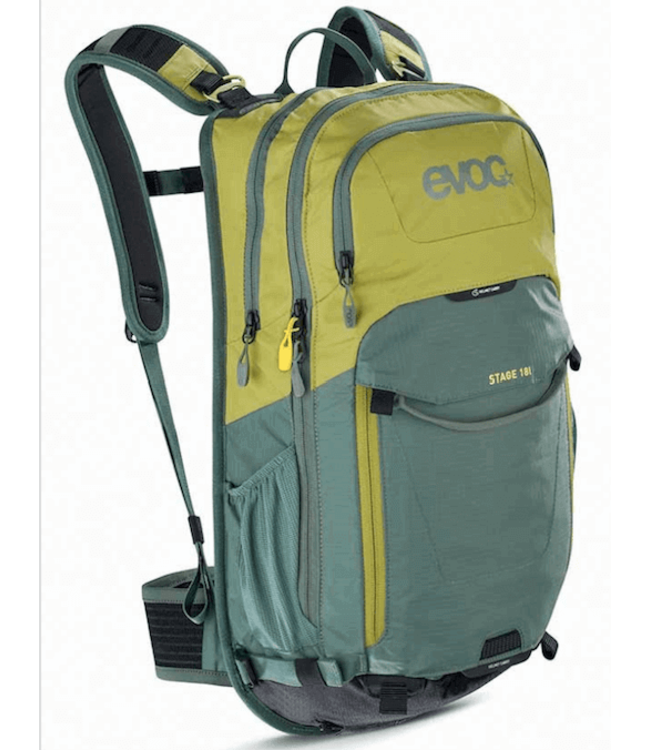 EVOC EVOC, Stage 18, Hydration Bag, Volume: 18L, Bladder: Not Included