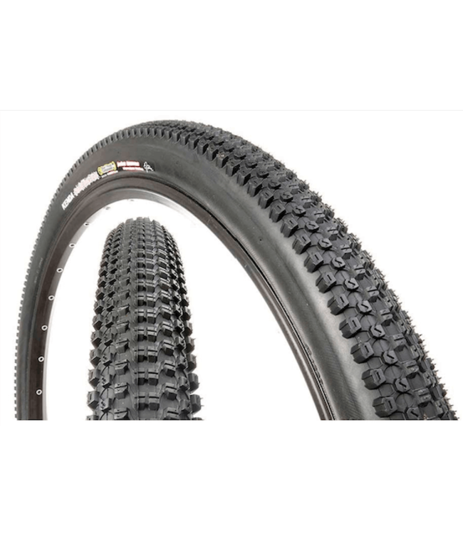 Kenda, Small Block 8, Tire, 700x32C, Wire, Clincher, DTC, 120TPI, Black
