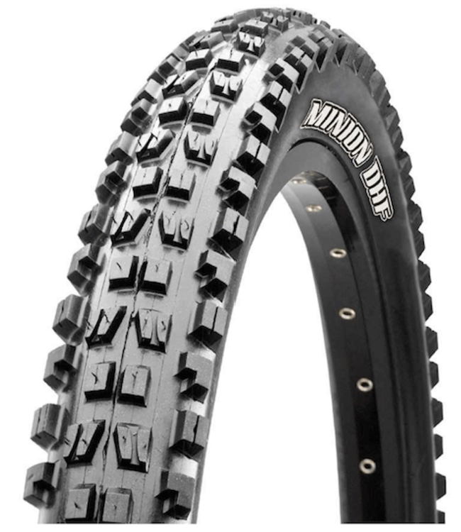 Maxxis Maxxis, Minion DHF, Tire, 29''x2.60, Folding, Tubeless Ready, Dual, EXO, Wide Trail, 60TPI, Black