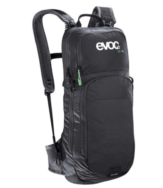EVOC EVOC, CC 10L, Hydration Bag, Volume: 10L, Bladder: Not included, Black