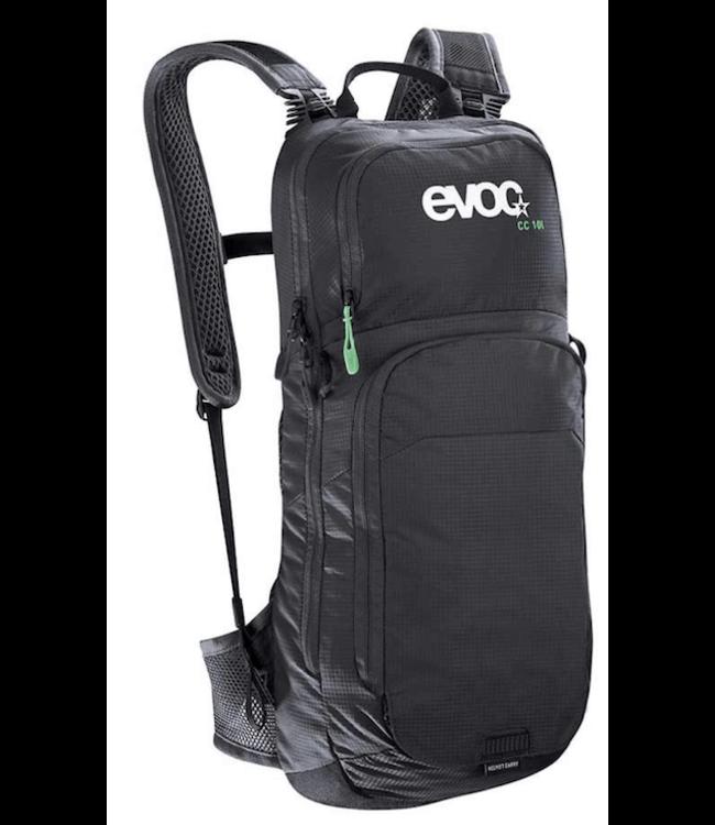 EVOC EVOC, CC 10L, Hydration Bag, Volume: 10L, Bladder: Not included, Black