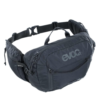 EVOC EVOC, Hip Pack 3l, Hydration Bag, Volume: 3L, Bladder: Not included, Black