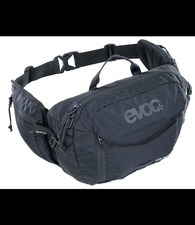 EVOC EVOC, Hip Pack 3l, Hydration Bag, Volume: 3L, Bladder: Not included, Black