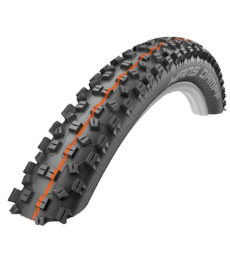 Schwalbe Schwalbe, Hans Dampf, Tire, 27.5x2.35, Folding, Tubeless Ready, Addix Soft, Super Gravity, 67TPI, Black