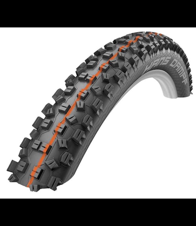 Schwalbe Schwalbe, Hans Dampf, Tire, 27.5x2.35, Folding, Tubeless Ready, Addix Soft, Super Gravity, 67TPI, Black