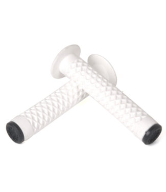 ODI, Cult X Vans with Flanges, Grips, 150mm, White
