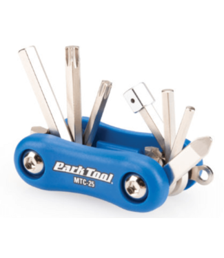 Park Tool Park Tool, MTC-25, Multi-Tools, Number of Tools: 9