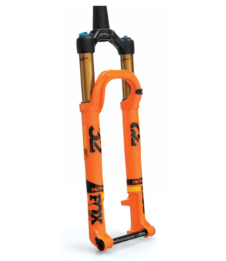 """FOX, 2019 AX Custom 32 Float, FS K SC 27.5"""" 40mm 100 FIT4 3PA, Orange"""
