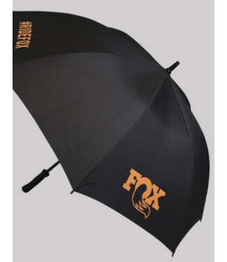 Fox, Trackside Umbrella, Black