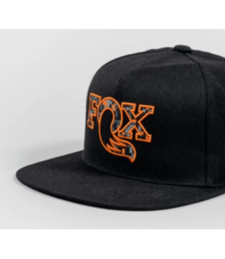 FOX, DigiCam Flat Bill Hat, Black