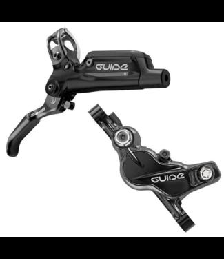 SRAM SRAM, Guide R, Pre-Assembled Hydraulic Disc Brake, Rear