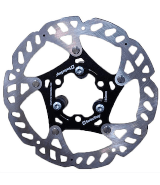 SwissStop, Catalyst, Disc Brake Rotor, ISO 6B, 180mm