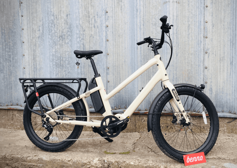 Welcome, Benno Bikes! Where agility meets true utility.