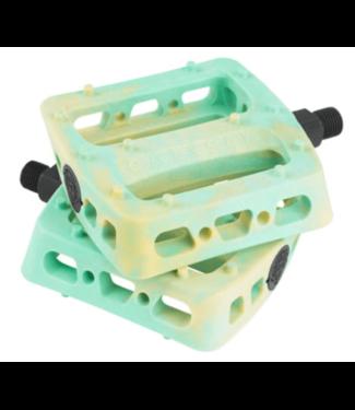 "Odyssey, Twisted Pro PC Pedals - Platform, Composite/Plastic, 9/16"""