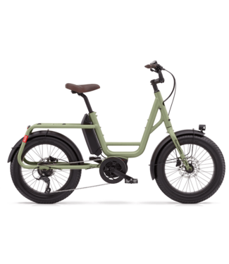 Benno Bikes Benno Bikes, RemiDemi Performance 2020, 65nm 400wh Step-Through