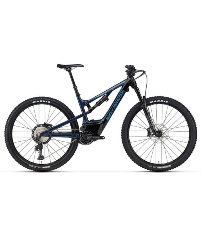 Rocky Mountain Bicycles Rocky Mountain, Instinct Powerplay A70 2020, Blue/Black, M